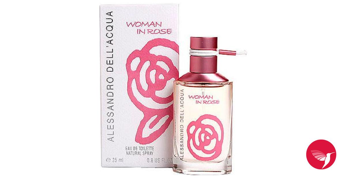 Dell' Acqua Donna Rose In Una Da Woman Alessandro 2005 Fragranza XZiwOkTPu