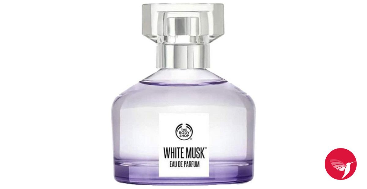 White Musk The Body Shop Perfume A Fragrance For Women 1981