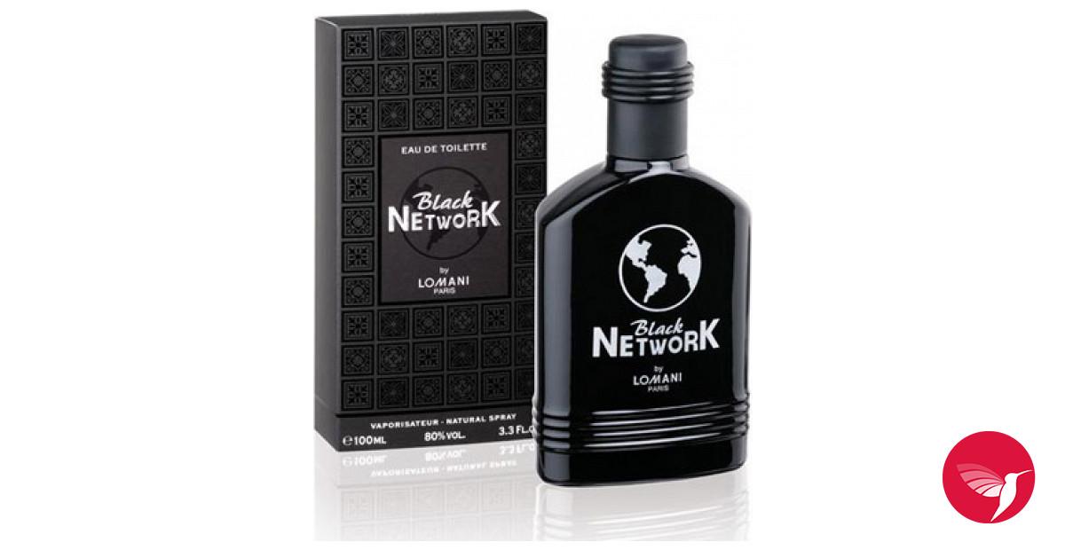 Parfum Cologne Un Black Network Lomani Pour Homme ZPkXiu