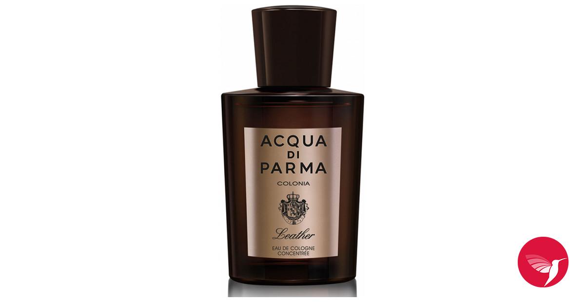 Colonia Leather Eau de Cologne Concentrée Acqua di Parma одеколон — аромат для мужчин 2014