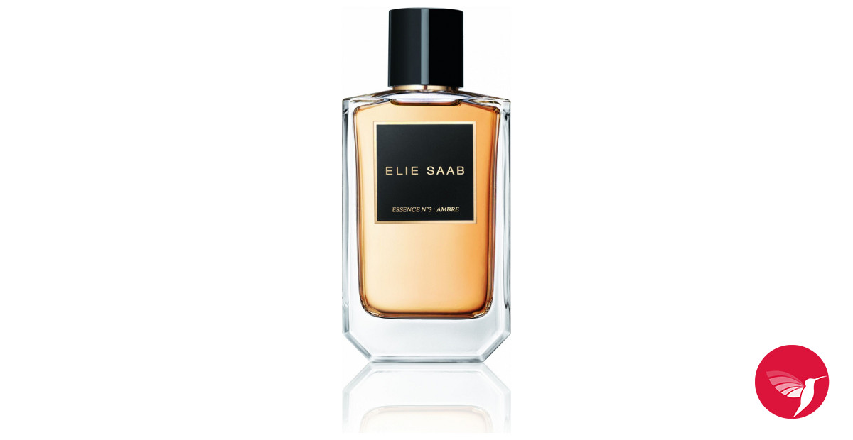 buy cheap entire collection various design Essence No. 3 Ambre Elie Saab perfume - a fragrance for women and men 2014
