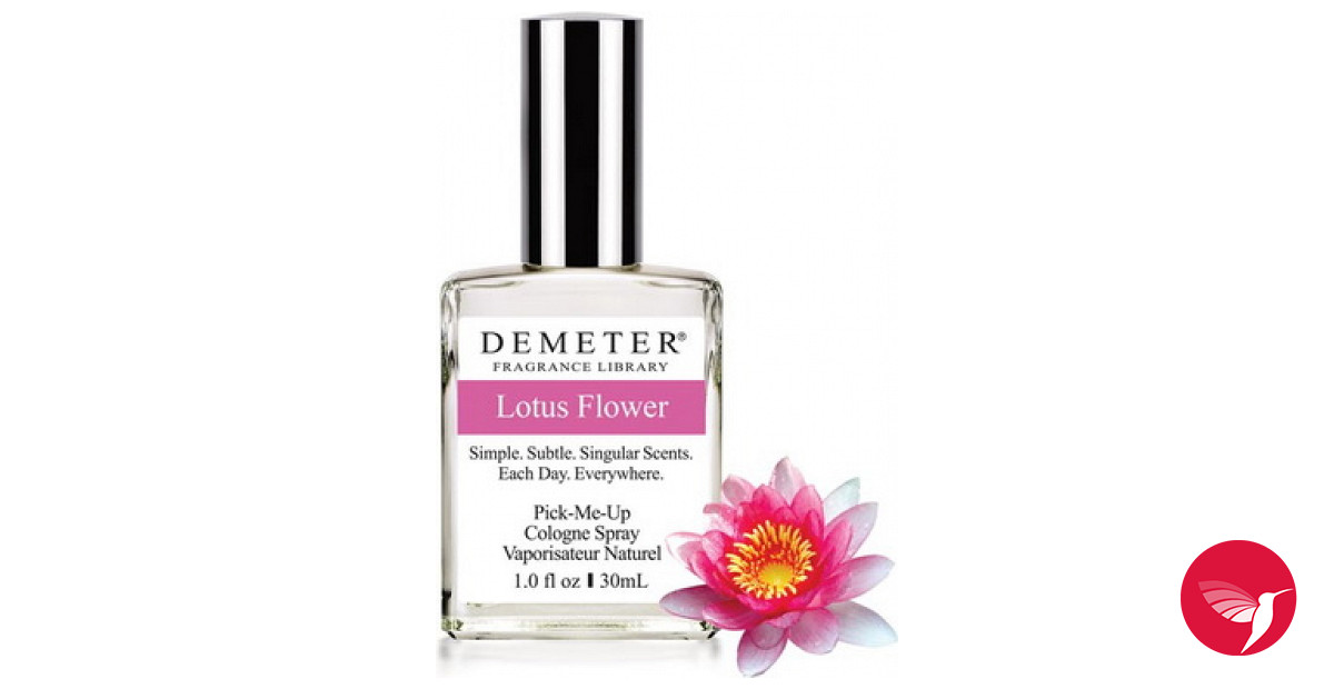Lotus Flower Demeter Fragrance Perfume A Fragrance For Women 2014