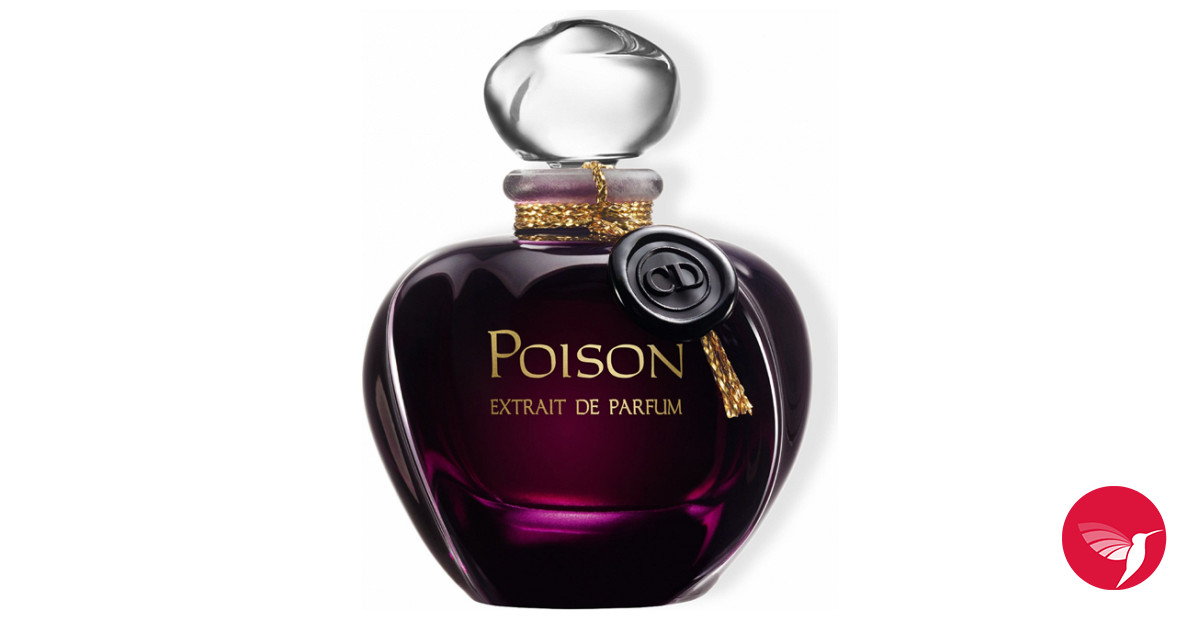 Poison Extrait De Parfum Christian Dior Perfume A Fragrance For