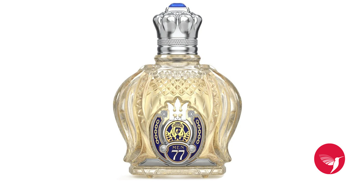 Opulent Shaik Classic No 77 Shaik Cologne A Fragrance For Men