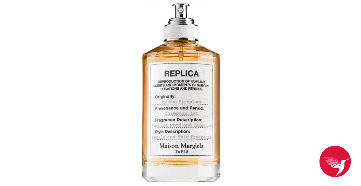 By the Fireplace Maison Martin Margiela perfume - a