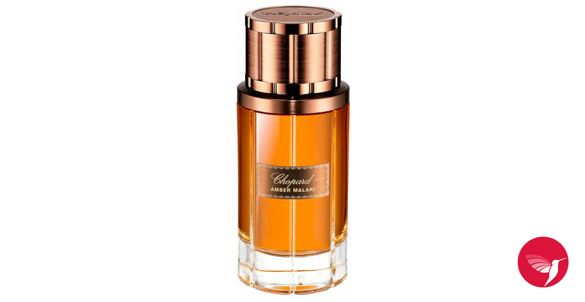 Amber Malaki Chopard Perfume A Fragrance For Women And Men 2015