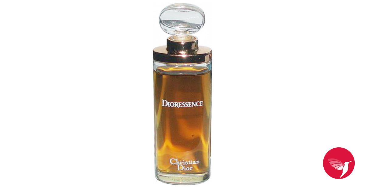 Dioressence Parfum Christian Dior Perfume A Fragrance For Women 1979