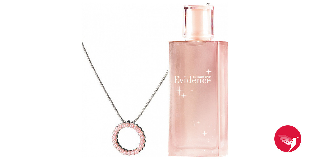 Comme Une Evidence Eau De Parfum Yves Rocher аромат аромат для женщин