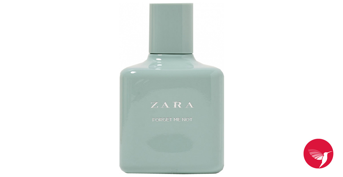 Forget Me Not Zara Perfume A Fragrance For Women 2016