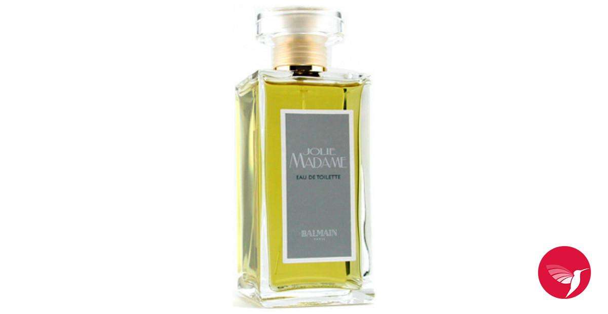 Jolie Madame Pierre Balmain parfum een geur voor dames 1953