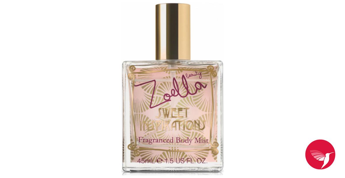 Sweet Inspirations Zoella Beauty parfum een geur voor