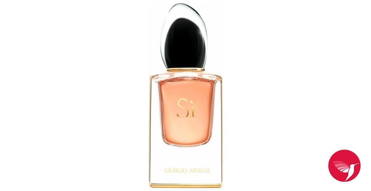 Si Le Parfum Giorgio Armani аромат аромат для женщин 2016