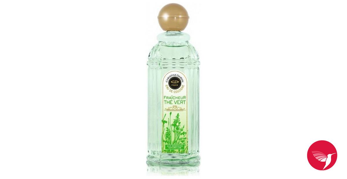 Eau de Cologne Fraîcheur Thé Vert Christine Darvin parfum