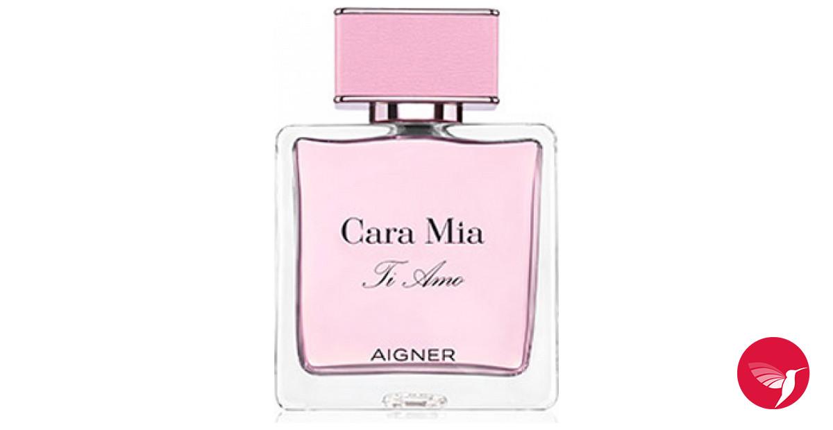 cute cheap really comfortable online shop Cara Mia Ti Amo Etienne Aigner perfume - a new fragrance for women 2017
