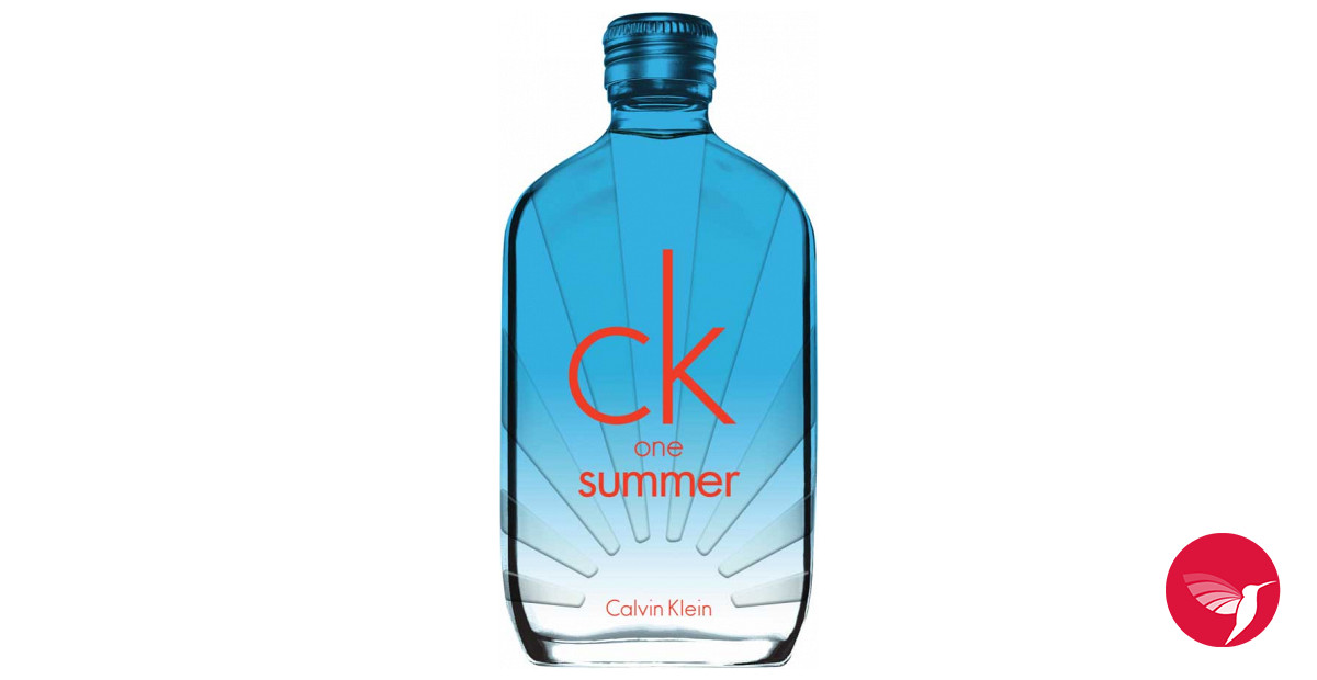 Ck One Summer 2017 Calvin Klein Perfume A New Fragrance For Women