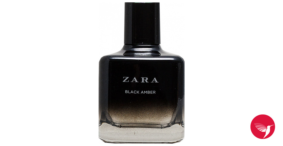Black Perfume Fragrance Amber 2016 For Zara A Women qVUzMpS