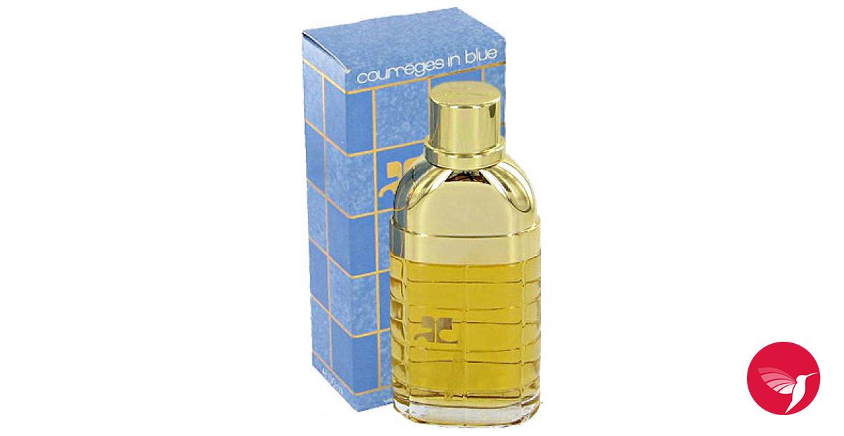 Un Courreges Blue 1983 In Femme Parfum Pour uZkXiP