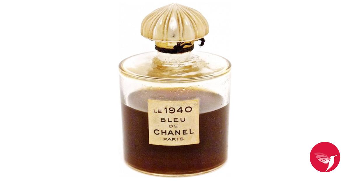 Le 1940 Bleu De Chanel Chanel Perfume A Fragrance For Women 1931