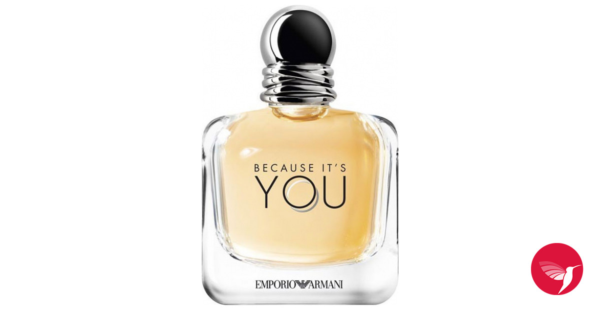b04e15744 Emporio Armani Because It's You Giorgio Armani perfume - a new fragrance  for women 2017