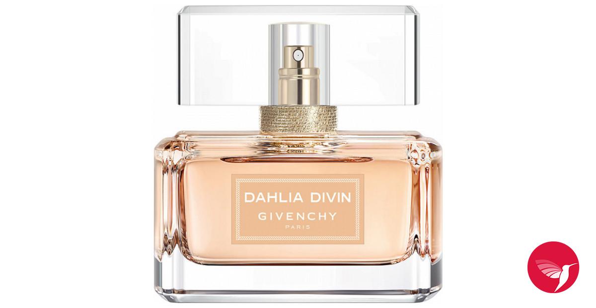 Dahlia Divin Nude Eau De Parfum Givenchy Perfume A New Fragrance