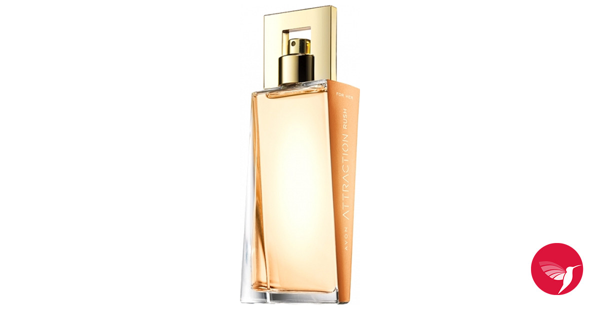 528420d13 Attraction Rush for Her Avon perfume - a new fragrance for women 2017