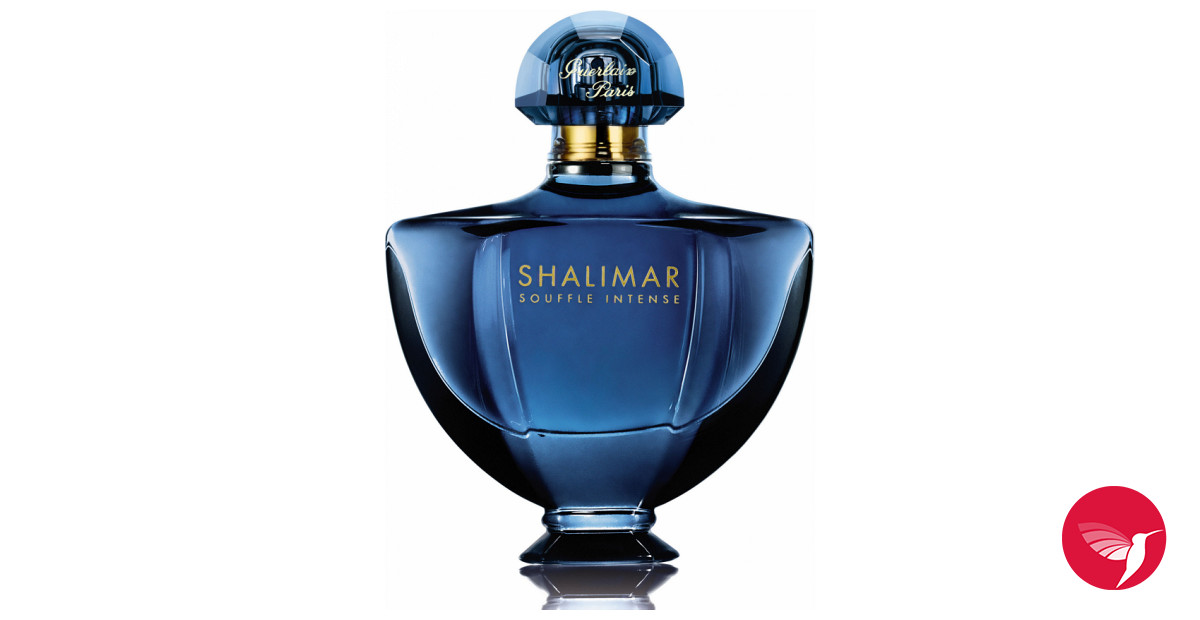 Shalimar Souffle Intense Guerlain Perfume A New Fragrance For