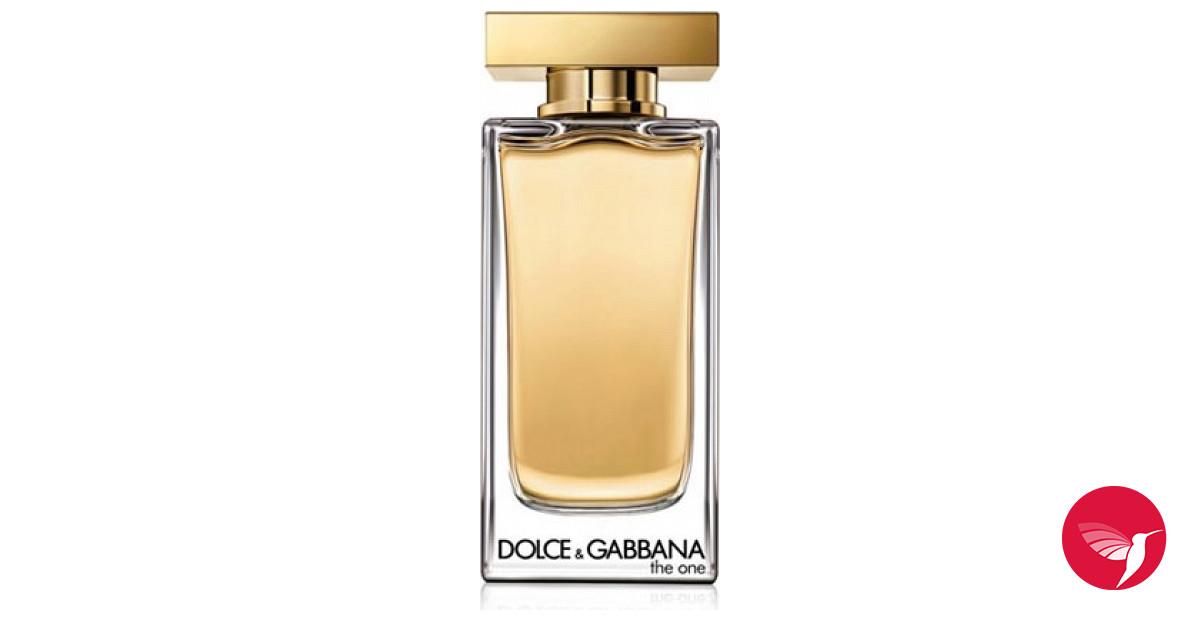 ebff657b72 The One Eau de Toilette Dolce&Gabbana perfume - a new fragrance for  women 2017