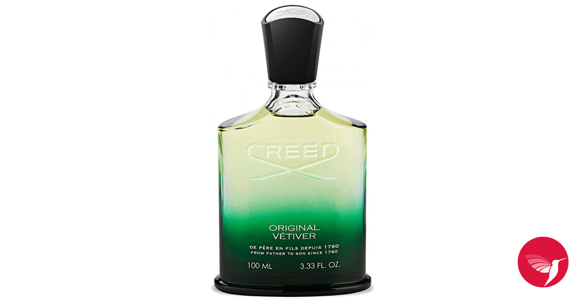 Original Vetiver Creed perfume - a fragrance for women and men 2004