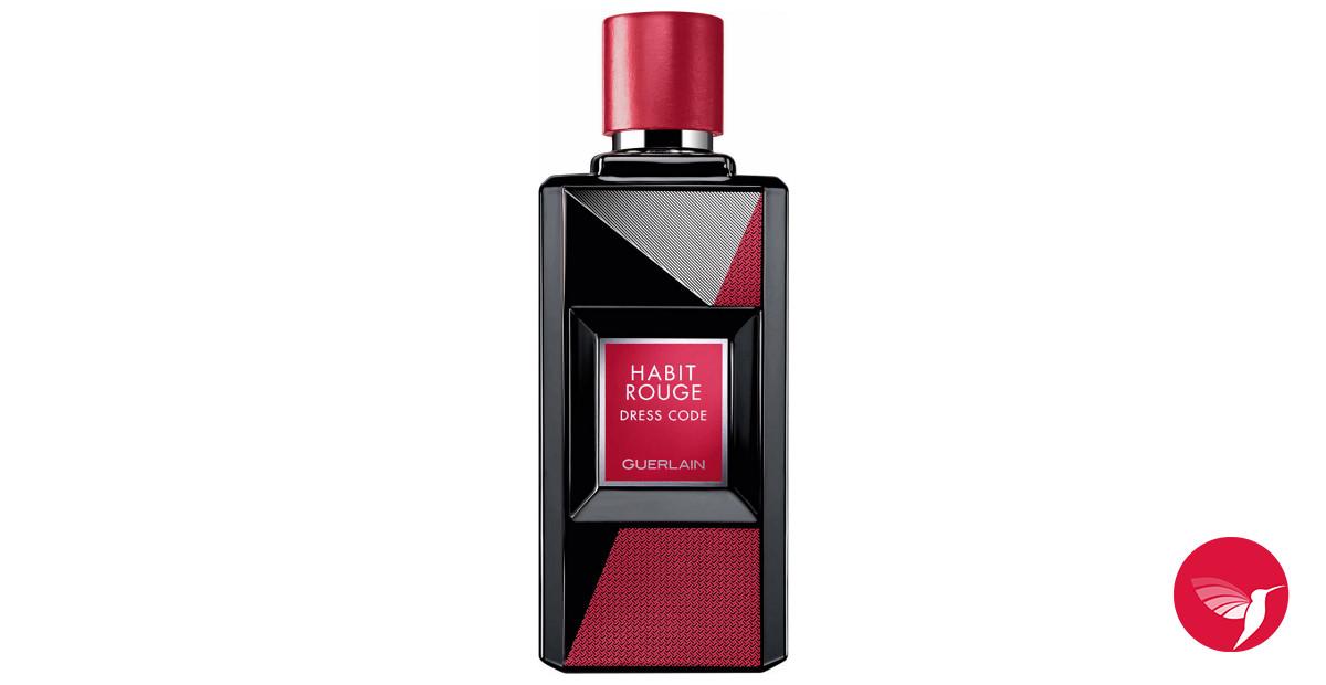 Dress Code Rouge Guerlain Cologne Habit For Fragrance New Men A 2017 gfybY67