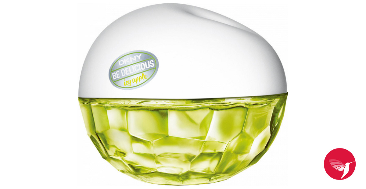 Dkny Be Delicious Icy Apple Donna Karan Perfume A New Fragrance