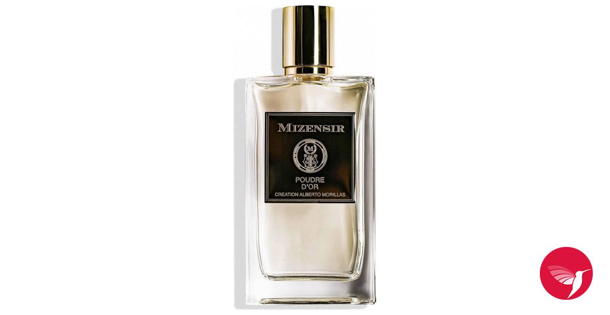 poudre d 39 or mizensir parfum un nouveau parfum pour homme. Black Bedroom Furniture Sets. Home Design Ideas