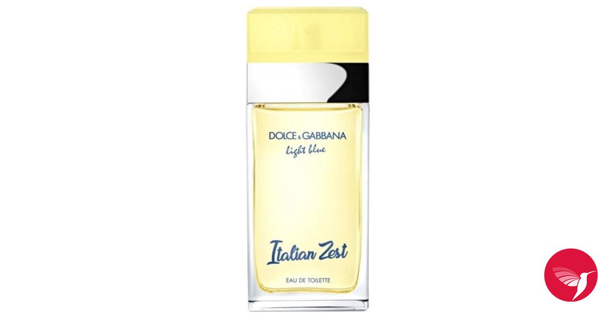 Light Blue Italian Zest Dolce amp Gabbana perfume - a new fragrance for  women 2018 2691cd1f0c3e