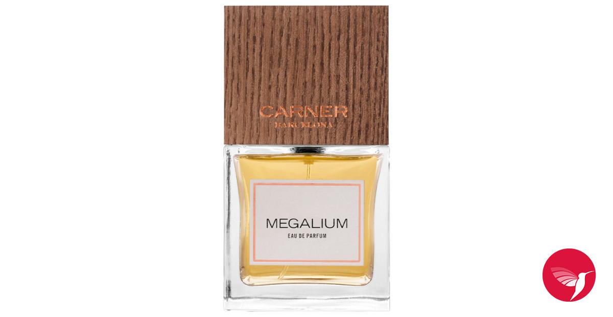 megalium carner barcelona parfum un nouveau parfum pour. Black Bedroom Furniture Sets. Home Design Ideas