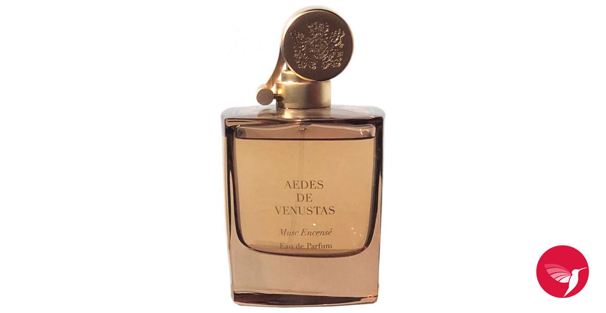 musc encense aedes de venustas parfum un nouveau parfum. Black Bedroom Furniture Sets. Home Design Ideas