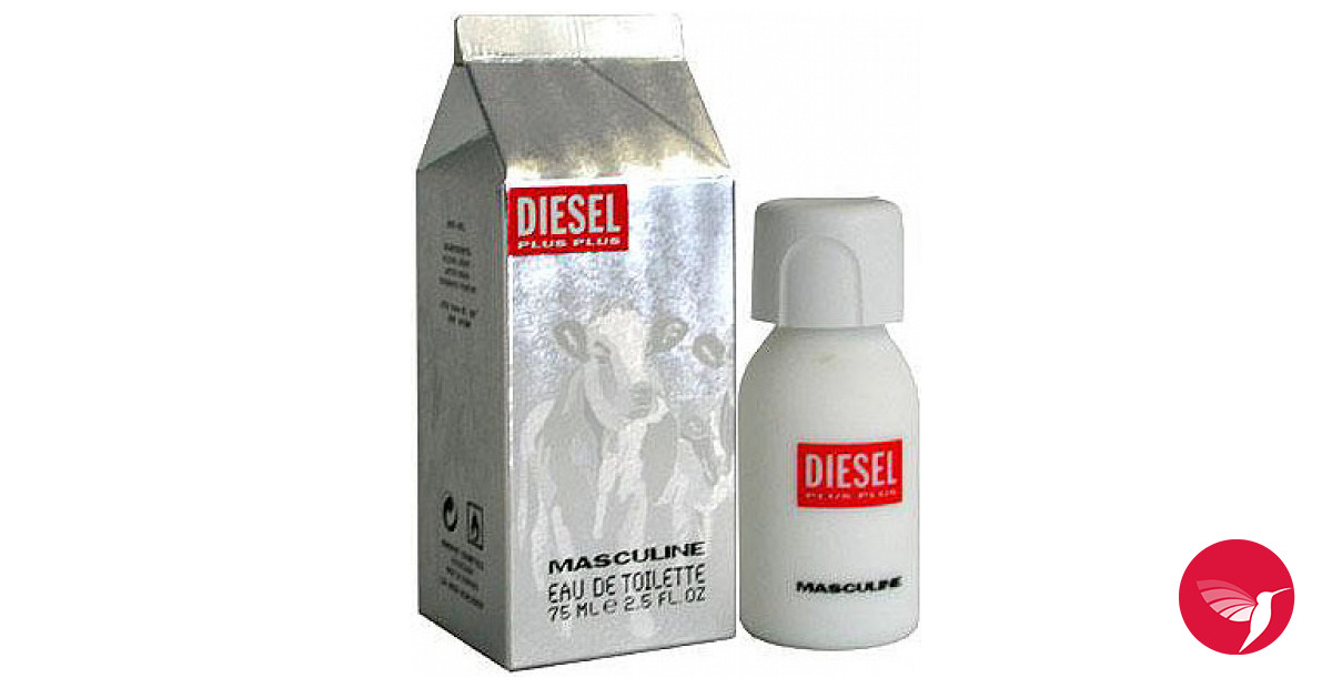 1dcd0f19f1 Plus Plus Masculine Diesel cologne - a fragrance for men 1997
