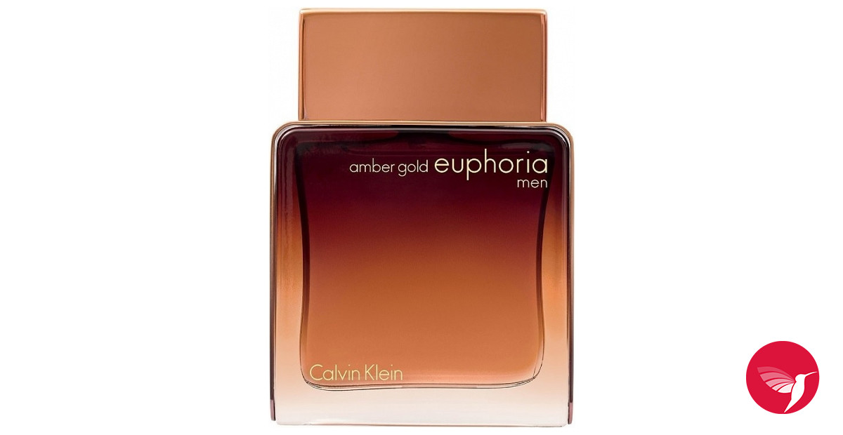 Euphoria Amber Gold Men Calvin Klein Cologne A New Fragrance For