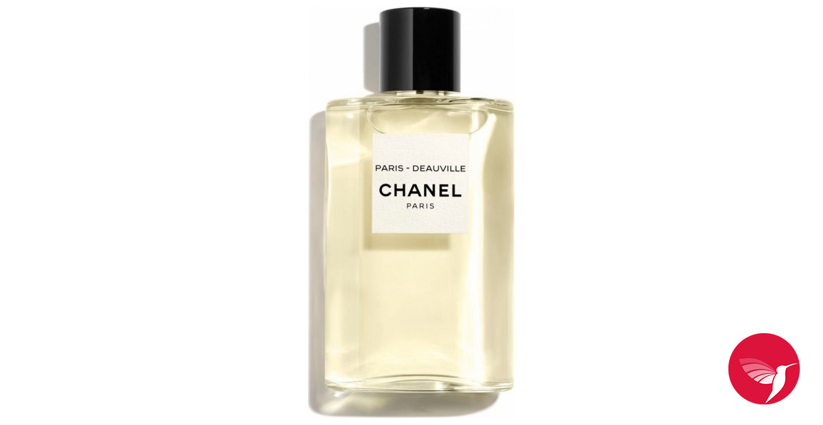 Paris Deauville Chanel Perfume A New Fragrance For Women And Men