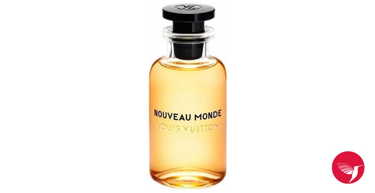 e492cdde3199 Nouveau Monde Louis Vuitton cologne - a new fragrance for men 2018
