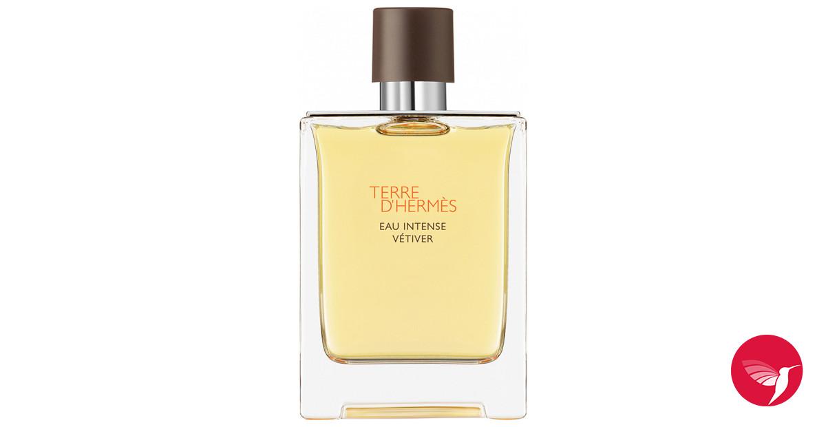 Terre D'Hermes Eau Intense Vetiver Hermès Cologne un nouveau parfum pour homme 2018