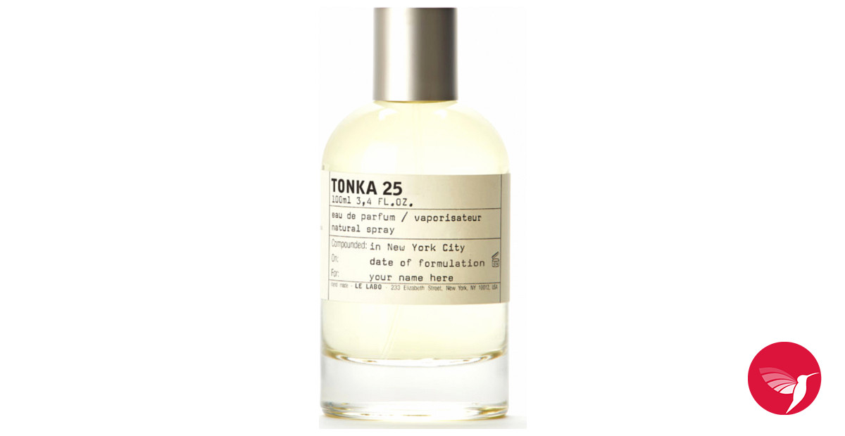 5b507f5cfaec8 Tonka 25 Le Labo perfume - a new fragrance for women and men 2018