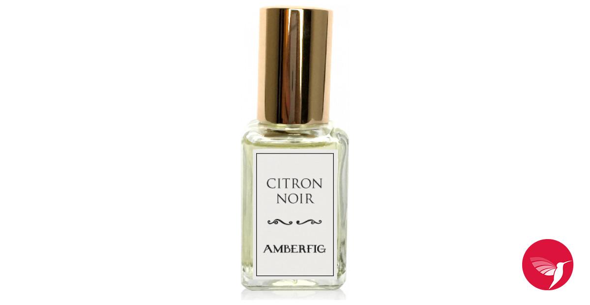 Citron Noir Amberfig perfume