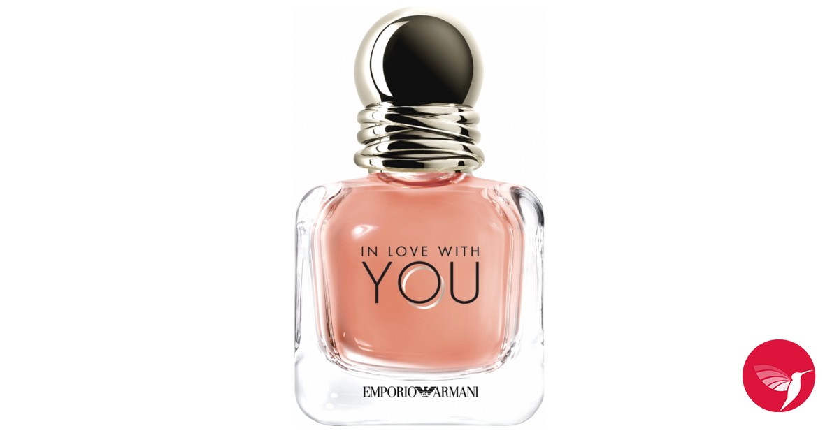 c0210b54da56d Emporio Armani In Love With You Giorgio Armani perfume - a new fragrance  for women 2019