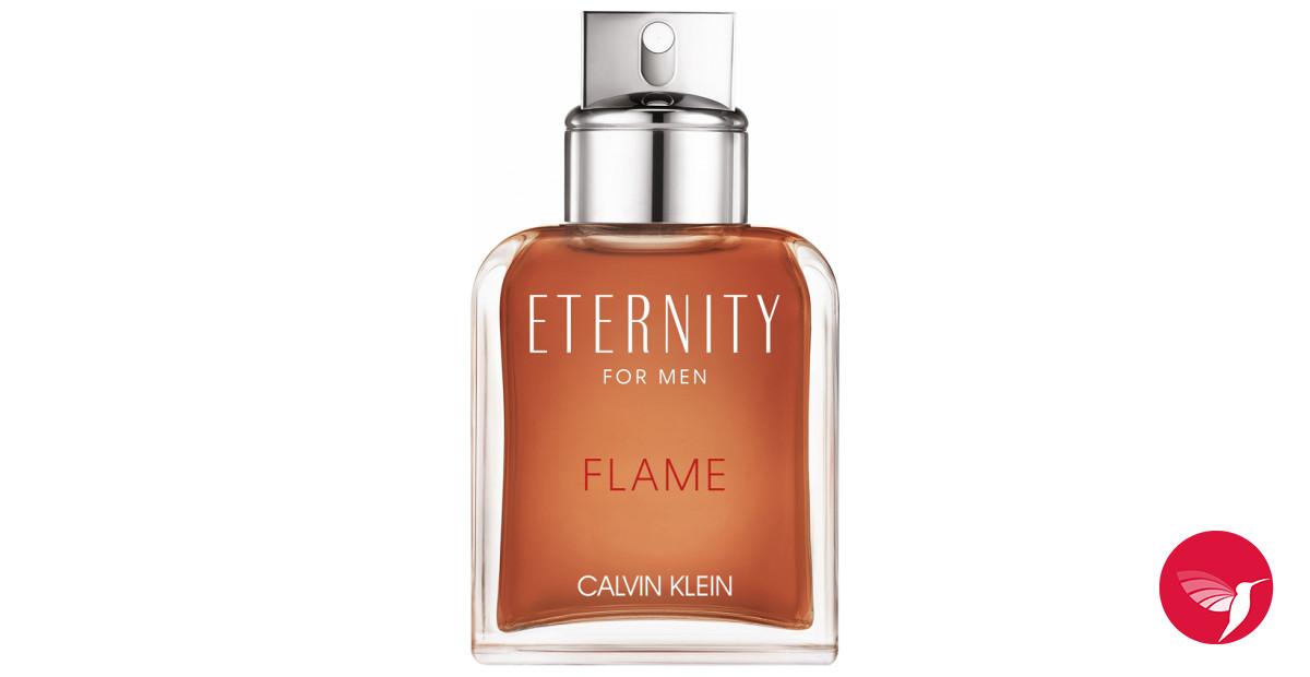 Eternity Flame For Men Calvin Klein cologne - a new fragrance for men 2019
