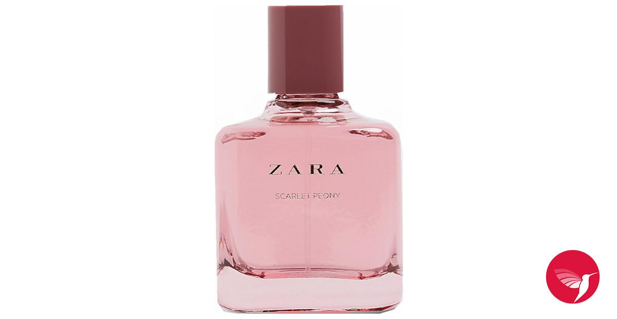 Zara Scarlet Un Nouveau Pour Peony Parfum Femme 2019 2WEDH9IY