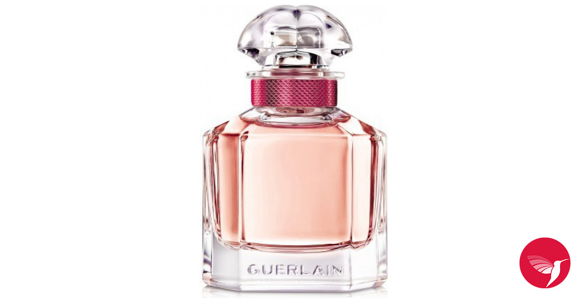 Mon Guerlain Bloom of Rose Guerlain perfume - a new fragrance for