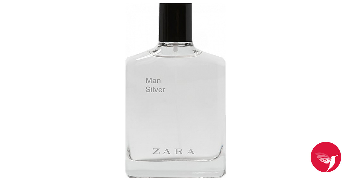 Silver Parfum Homme Nouveau Cologne Man Zara Un 2019 Pour htQsrCd