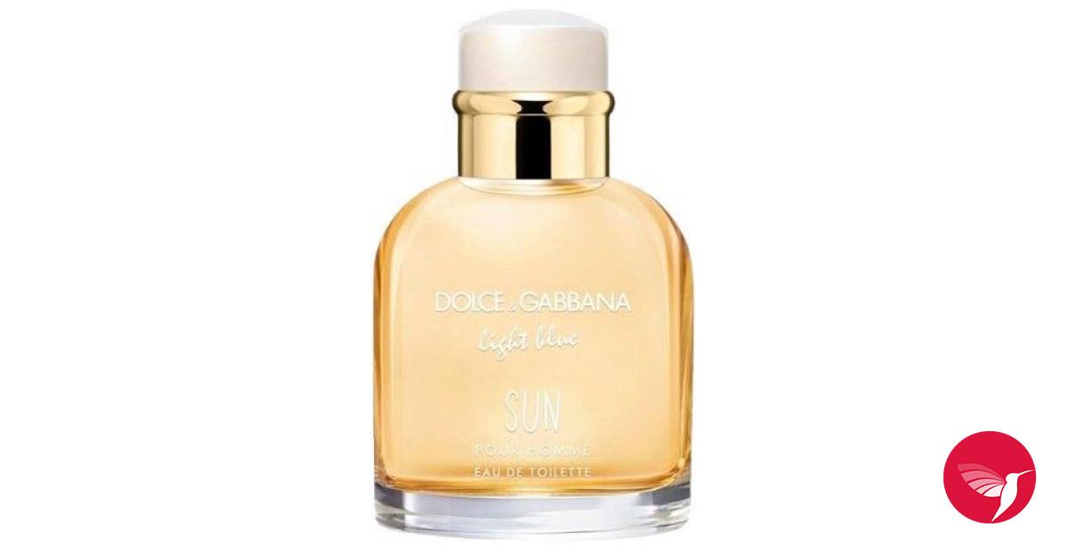 Light Blue Sun Pour Homme Dolce Amp Gabbana Cologne A New