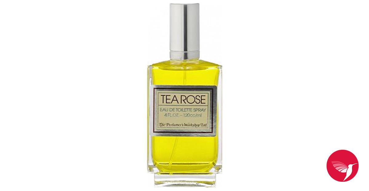 25145f3e2 Tea Rose Perfumer's Workshop perfume - a fragrance for women 1977