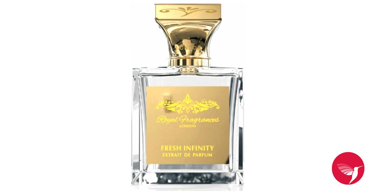 Fresh Infinity Royal Fragrances London parfum un nouveau
