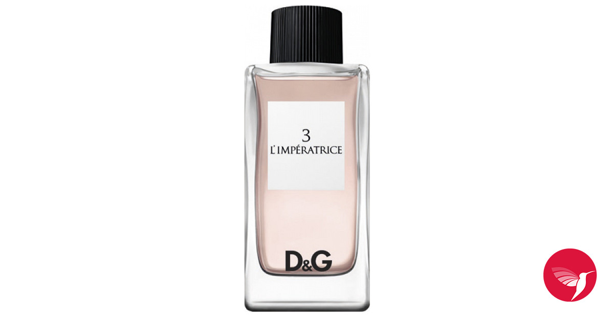 361ad241a8 D amp G Anthology L Imperatrice 3 Dolce amp Gabbana perfume - a fragrance  for women 2009